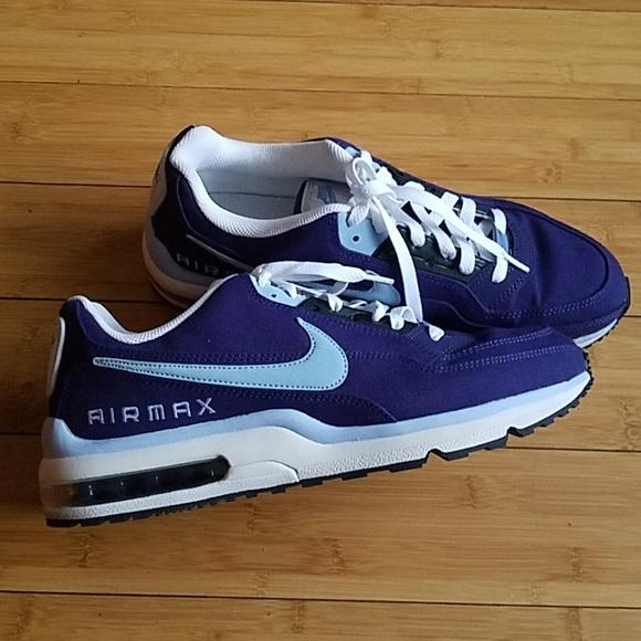purple nike air max mens
